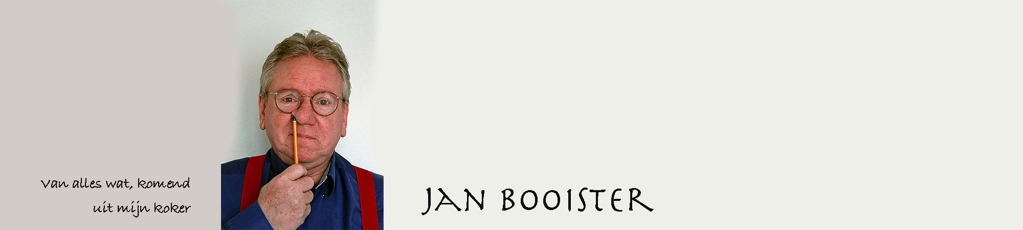 Jan Booister Logo